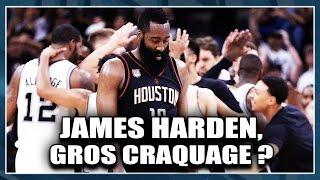 JAMES HARDEN, GROS CRAQUAGE ? First Talk Playoffs NBA #26