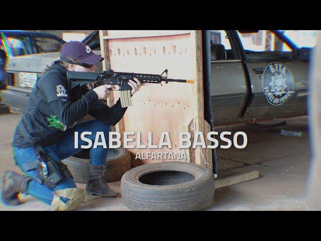 """Dá um gás para continuar os estudos!"" - Isabella Basso - AlfaCon"