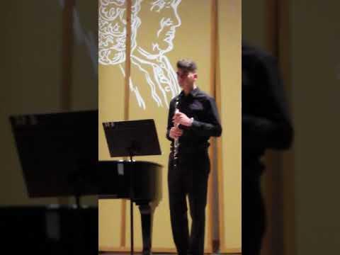 1°Parte del Concierto de Bach