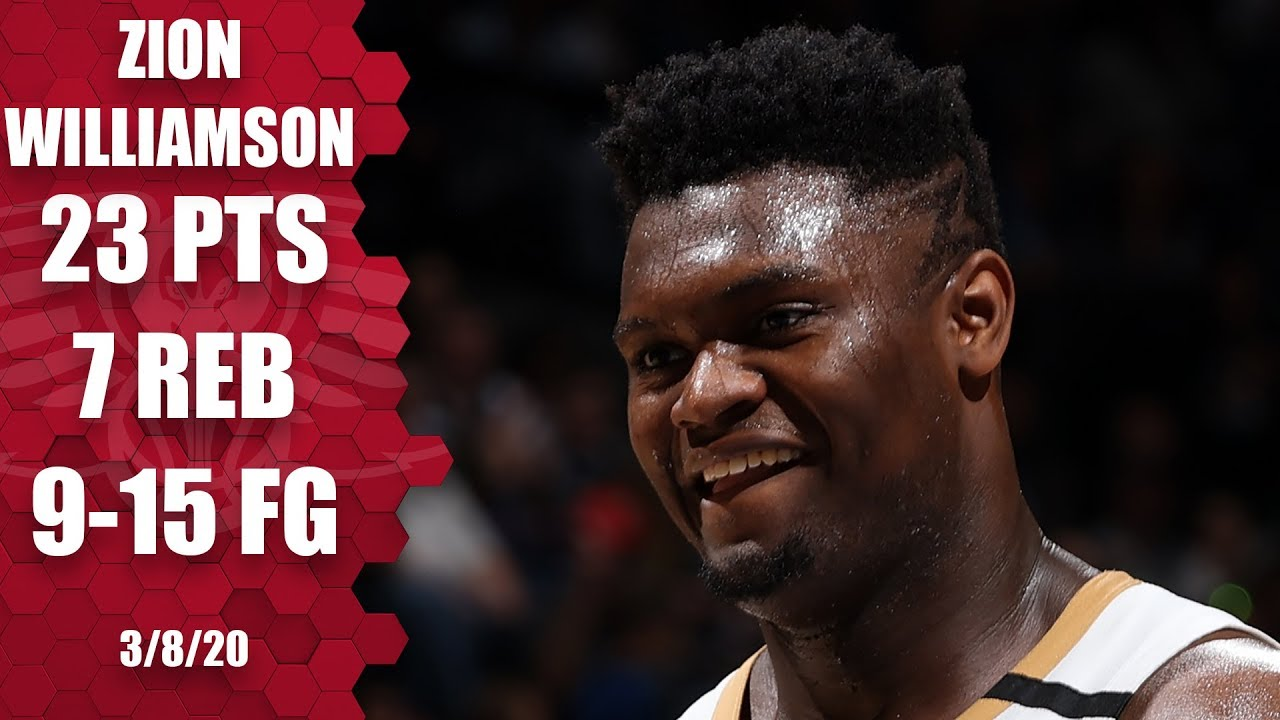 Pelicans' Zion Williamson: Efficient in win