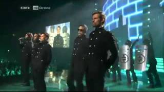 Take That - Kidz (X Factor 2011 Denmark)