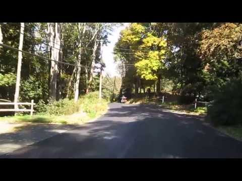 motorcycle ride Kent, CT 10-3-2013