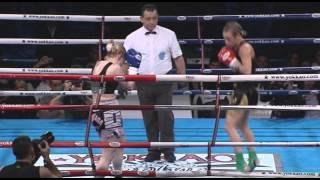 The Night Of Kick And Punch Iii°edizione - Silvia La Notte Vs Heli Salapuro