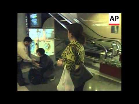 Relatives of Air China crash victims gather at airport