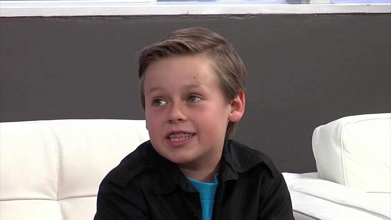 Jackson Brundage Jackson Brundage 39One Tree Hill39 Interview YouTube