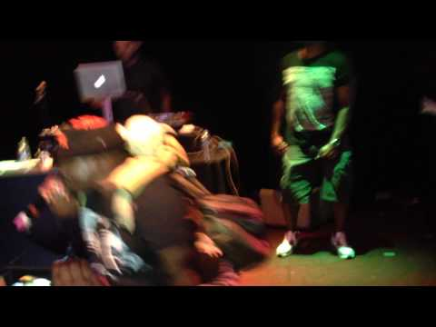 Geto Boys Live in Oakland, CA - Bushwick Bill - Chuckie from We Can't Be Stopped album