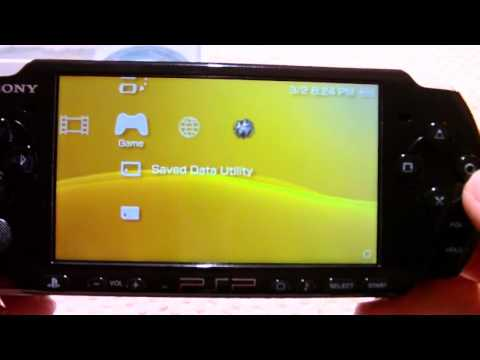 Review: Sony PSP 3000 (Piano Black)