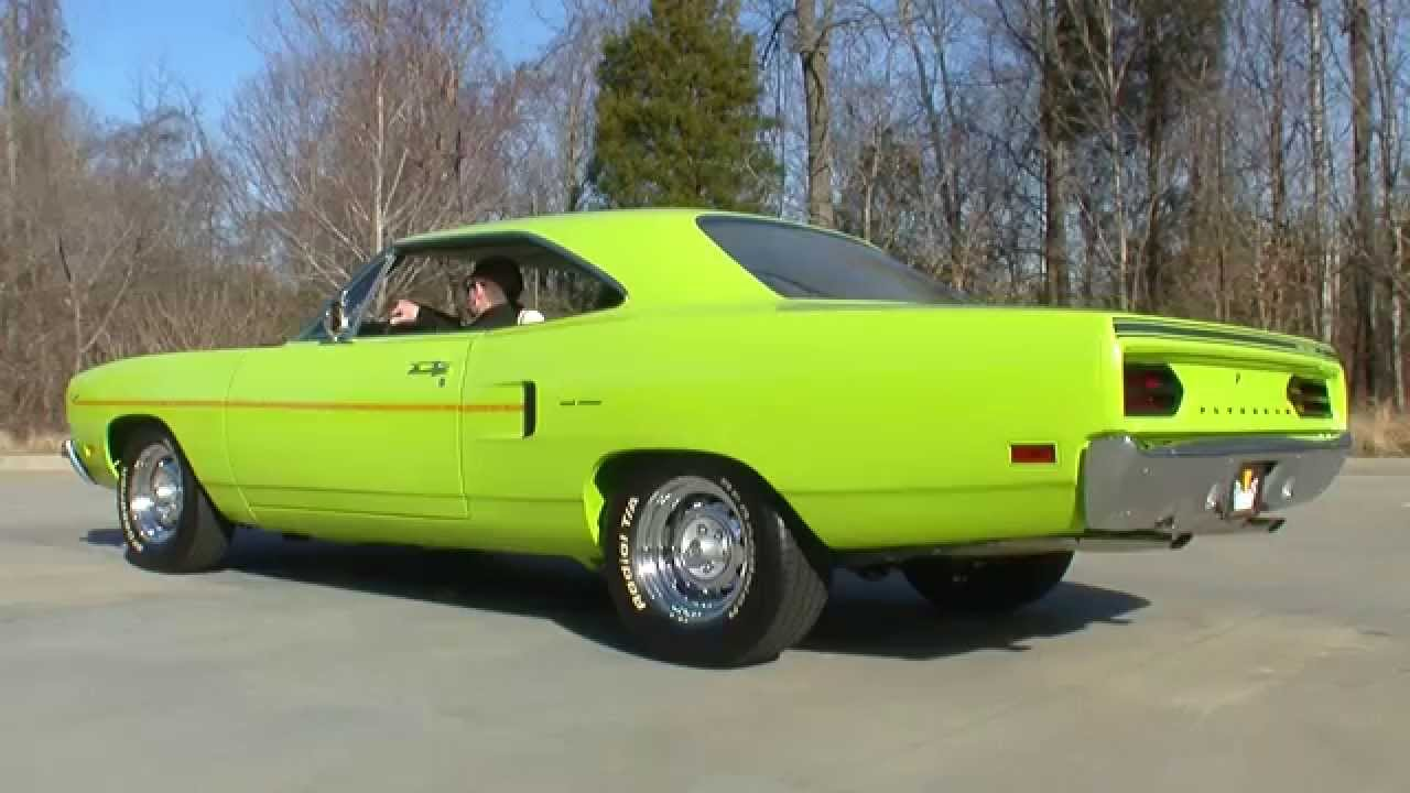 135040 1970 Plymouth Road Runner Youtube