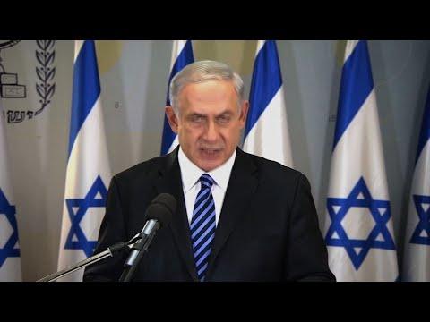 Israeli Prime Minister Fights Bribery Allegations
