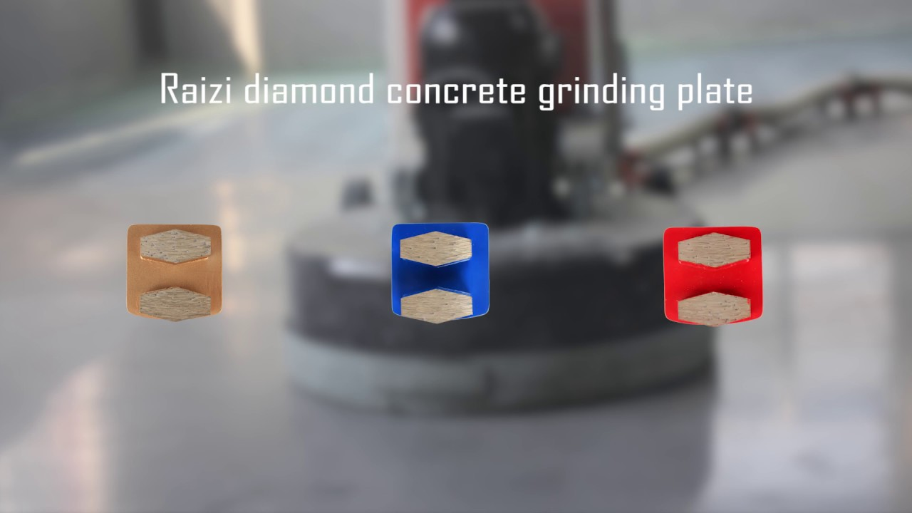 Raizi Lavina Concrete Diamond Grinding Tools | Metal Grinder Tool