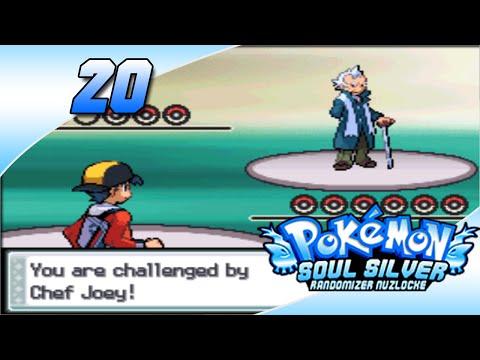 Pokemon Soul Silver Randomizer Nuzlocke Ep. 20 - Ice Runs Through Our Veins!