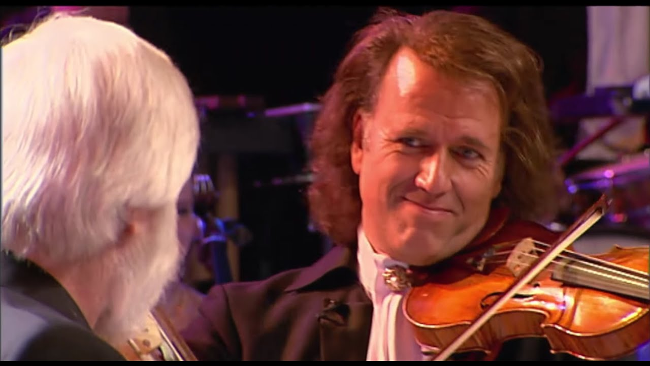 André Rieu & John Sheahan - Irish Washerwomen