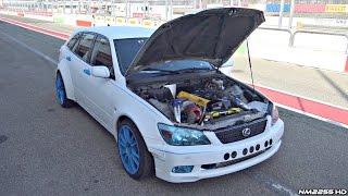 2JZ-GTE Powered Lexus IS300 With Toyota Supra Engine Swap!