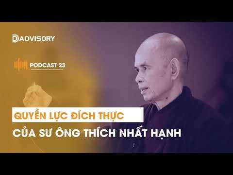 """Podcast số 23: Review sách """"Quyền lực đích thực"""" của sư ông Thích Nhất Hạnh"""