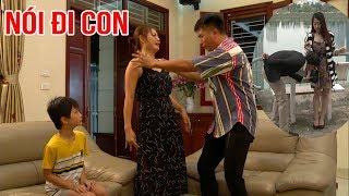 Phim hài 2018 - NÓI ĐI CON - Phim hài mới nhất - Phim hài hay nhất 2018 - Trung Ruồi 2018