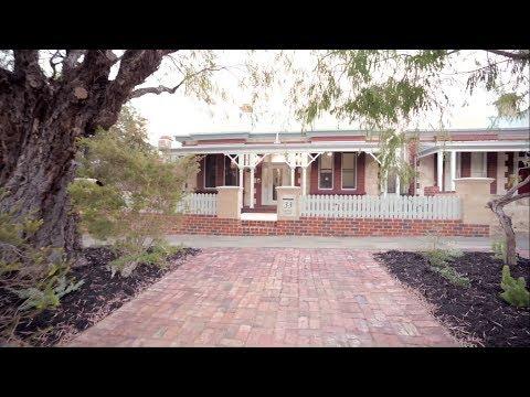 33 Carnac Street Fremantle - Luxury Homes In Perth