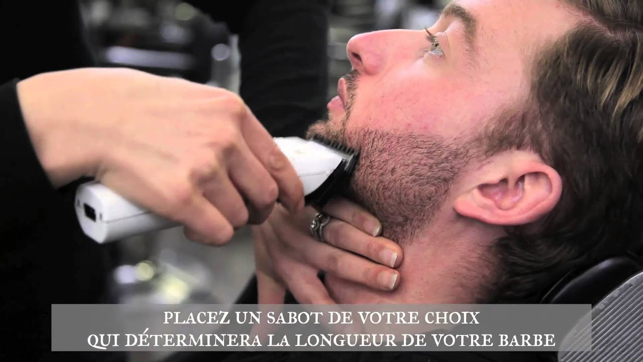Entretenir son collier de barbe