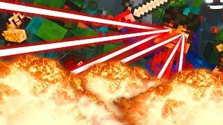 5 BEST Minecraft Animations - Смешные Minecraft - Maynkraft анимация для песни «Enchanted»