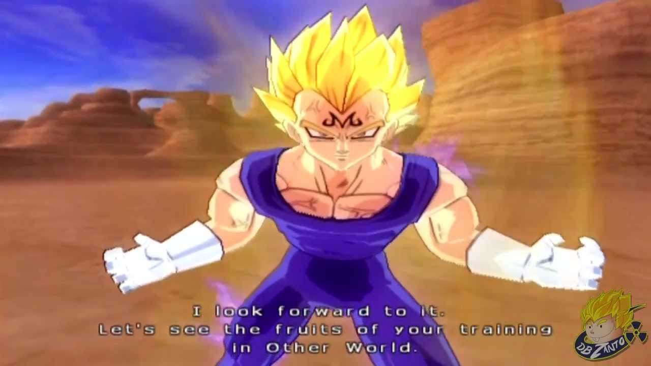 Dragon Ball Z Budokai Tenkaichi 3 Story Mode Ssj2 Goku Vs Majin