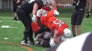 ISU football scrimmage highlights 4-20-19