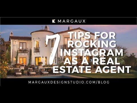 7 Instagram Tips for Real Estate Agents