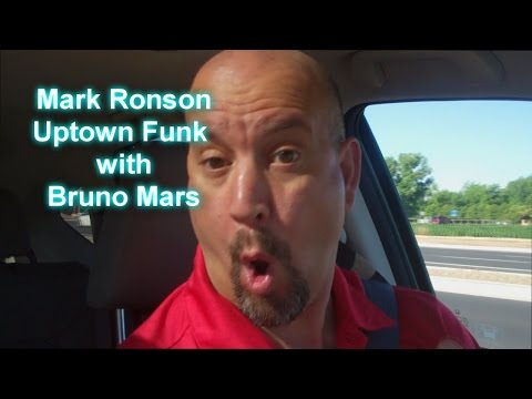 Uptown Funk Bad Lip Sinc w Junkyard
