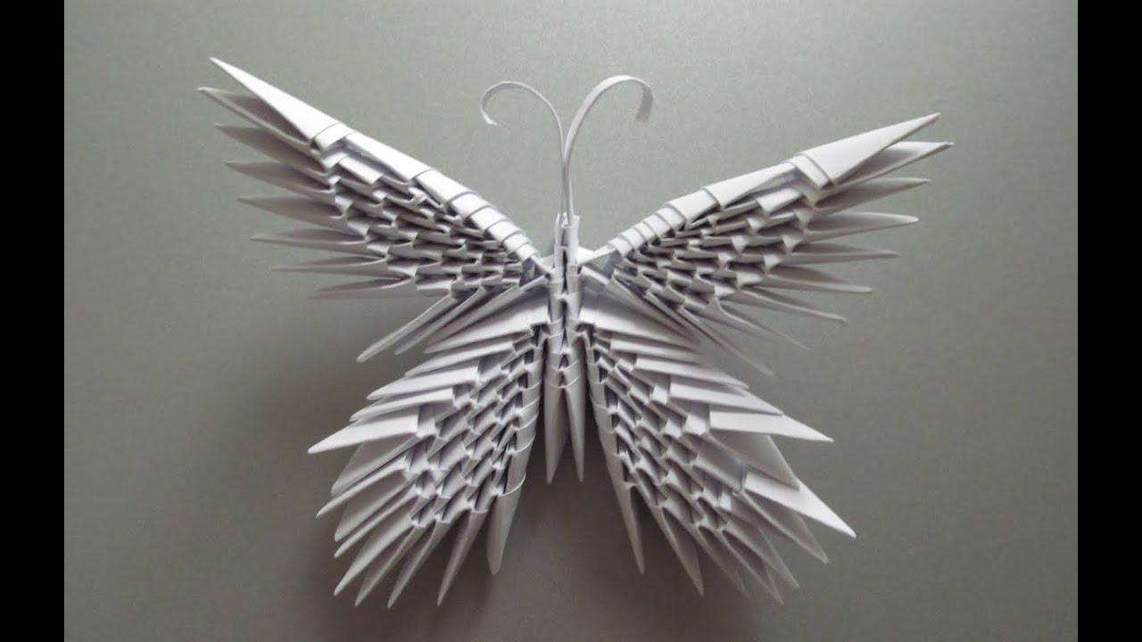 Модульное оригами своими руками схемы