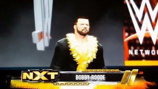 WWE 2K17 (PS3) - Bobby Roode - CAW custom entrance