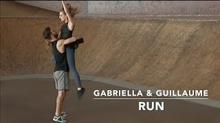 run I :: Gabriella Papadakis & Guillaume Cizeron
