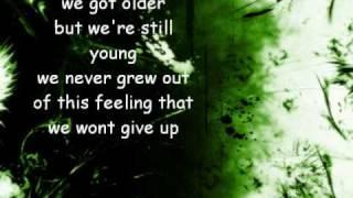 The Starting Line - Best of Me ~Acoustic~ *Lyrics*