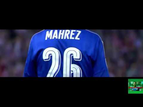 Mahrez match 18/04/2017 Leicester 1-1 Atletico Madrid