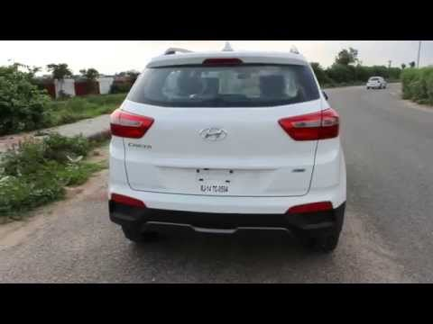 Hyundai Creta Crossover Exclusive Review