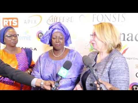 Point presse du 4e Forum économique du Sénégal au Canada