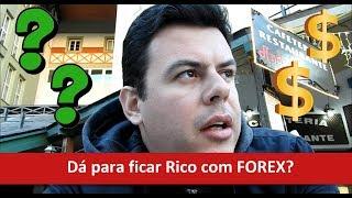 DÁ PARA FICAR RICO COM FOREX? - Vídeo 10 de 365