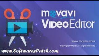 Урок 1# (Как делать текст в Movavi Video Editor 12)