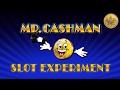Bet up, bet down - Slot Fun Experiment :-) Episode 1 - Slot Machine Bonus
