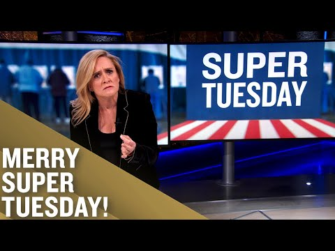 Have Yourself A Merry Super Tuesday! | Full Frontal On TBS