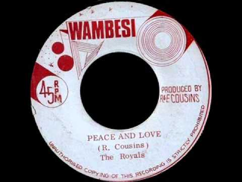 The Royals - Peace & Love (Blacker Black) Mp3
