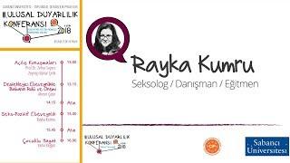 III.Ulusal Duyarlılık Konferansı - Rayka Kumru - Seks-Pozitif Ebeveynlik