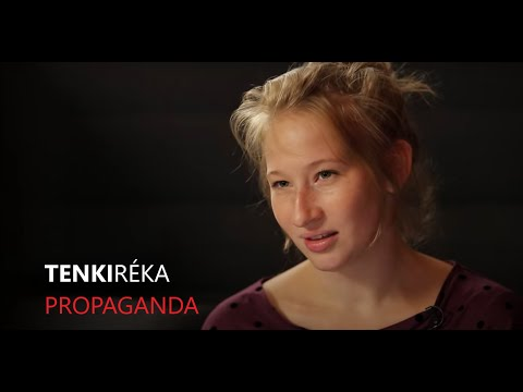 TENKI RÉKA színésznő és Till Attila / Propaganda tv2 - teljes műsor / 2015.11.17