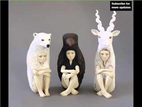 Famous Ceramic Sculptures | Lovely Ceramic Arts & Decoration Picture Collection