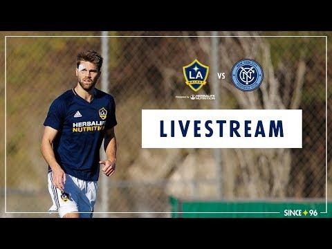 LA Galaxy vs. NYCFC | Preseason Live Stream