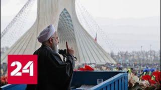 """""""Факты"""": В Тегеране оценили возможности войны в регионе. От 19 июня 2019 года (18:00) - Россия 24"""