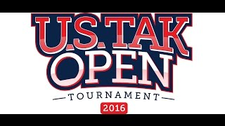 2016 US Tak Open - Ally vs Simmon