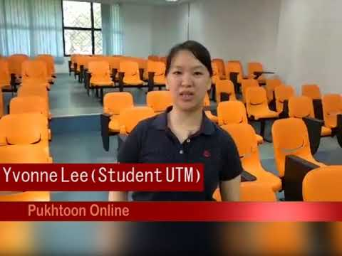 Yvonne Lee from University Technology Malaysia Comments about Pukhtoon Online