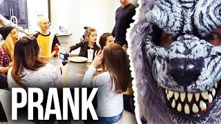 Hilarious Werewolf Prank on the Leblanc's, Shawn Johnson and Madilyn Bailey! DAY 342