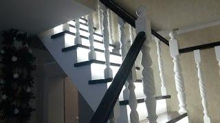 Светодиодная подсветка лестницы. Часть 1(, 2016-03-18T15:34:03.000Z)