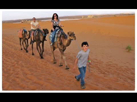 13 Tourist Attractions to Visit in Morocco | Travel Vlog | Kulture-FT
