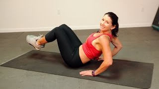 Best Quickie Ab Workout