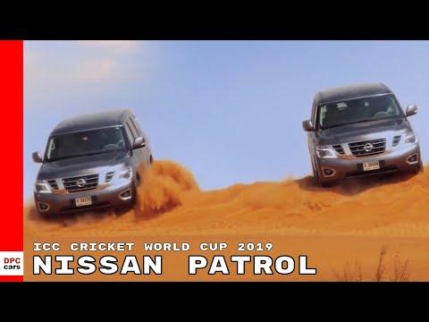 Nissan Patrol aka Armada SUV ICC Cricket World Cup 2019 Promo